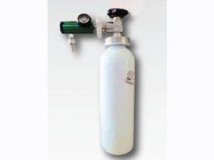 3 litres oxygen